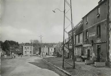 """/ CPSM FRANCE 61 """"Saint Evroult, notre Dame du Bois, rue du bourg"""""""