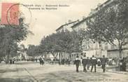 "83 Var CPA FRANCE 83 ""Toulon, Le Mourillon, Bld Bazeilles"""