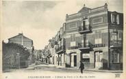 """14 Calvado / CPA FRANCE 14 """"Villers sur Mer, l'hôtel de Paris et la rue du Casino"""""""