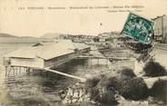 """83 Var CPA FRANCE 83 """"Toulon, le Mourillon, bld du Littoral, Bains Sainte Hélène"""""""