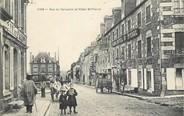 "14 Calvado / CPA FRANCE 14 ""Vire, rue du Calvados, et hôtel Saint Pierre"""