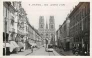 "45 Loiret CPA FRANCE 45 ""Orléans, rue Jeanne 'Arc"" / Ed. ETOILE / TRAMWAY"