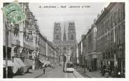 "45 Loiret CPA FRANCE 45 ""Orléans, rue Jeanne d'Arc"" / Ed. ETOILE / TRAMWAY"