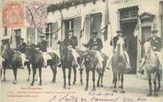 """31 Haute Garonne / CPA FRANCE 31 """"Luchon, guides luchonais à cheval"""""""