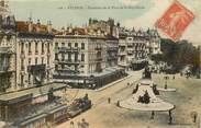"""26 DrÔme CPA FRANCE 26 """"Valence, Place de la République"""""""