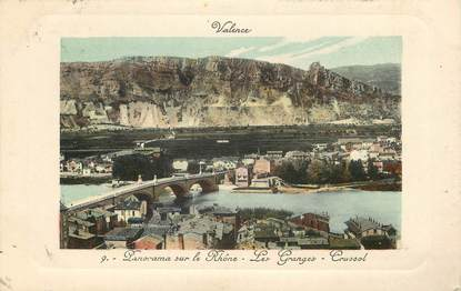 "CPA FRANCE 26 ""Valence, les Granges Crussol"""