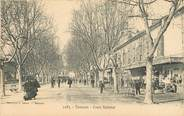 "13 Bouch Du Rhone CPA FRANCE 13 ""Tarascon, cours National"""