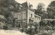"37 Indre Et Loire / CPA FRANCE 37 ""Rochecorbon, villa des terrasses"""