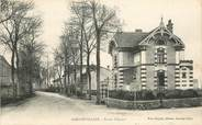 "88 Vosge CPA FRANCE 88 "" Rambervillers, route d'Epinal"""