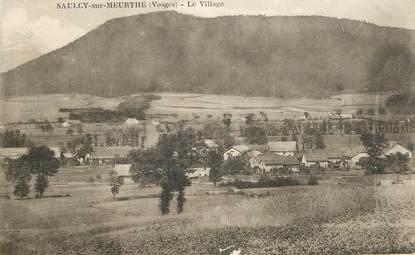 """CPA FRANCE 88 """" Saulcy sur Meurthe, le village"""""""