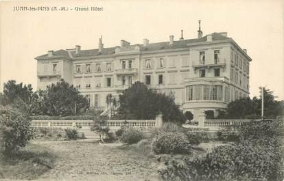 """CPA FRANCE 06 """"Juan les Pins, Grand Hôtel"""""""