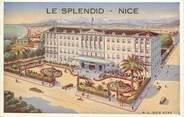 """06 Alpe Maritime CPA FRANCE 06 """"Nice, Le Splendid"""""""