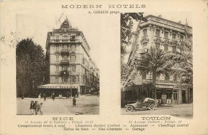 "CPA FRANCE 06 ""Nice, Modern Hotel"""