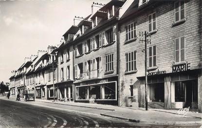 """/ CPSM FRANCE 14 """"Villers Bocage, rue Pasteur"""""""