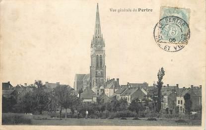 """/ CPA FRANCE 35 """"Vue générale du Pertre"""""""