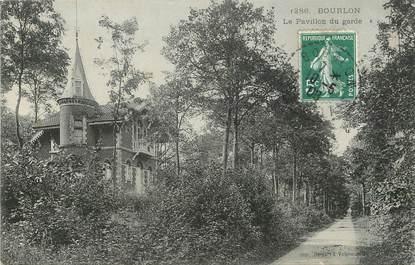 "/ CPA FRANCE 62 ""Bourlon, le pavillon du garde"""
