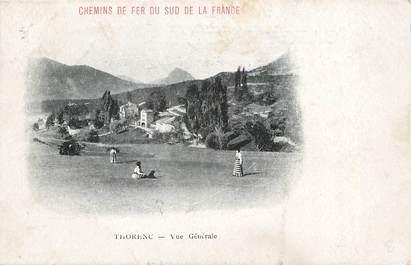 "CPA FRANCE 06 ""Thorenc , vue générale"""