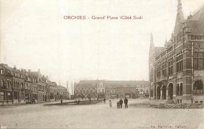 """/ CPA FRANCE 59 """"Orchies, Grand Place"""""""