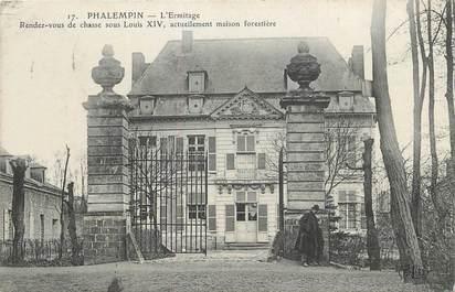 "/ CPA FRANCE 59 ""Phalempin, l'Ermitage"""
