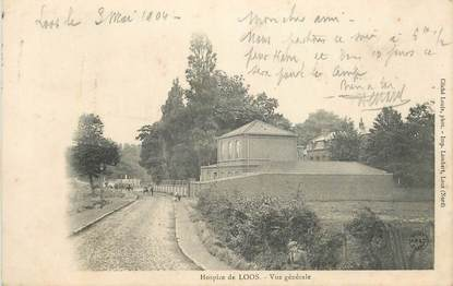 """CPA FRANCE 59 """"Loos, l'Hospice"""""""