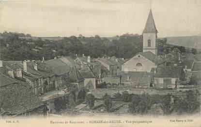 """CPA FRANCE 52 """"Romain sur Meuse, environs de Bourmont"""""""