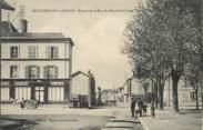 """51 Marne / CPA FRANCE 51 """"Mourmelon le Grand, entrée de la rue du Maréchal Foch"""""""