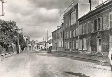 """CPSM FRANCE 78 """"Bonnières, Rue Marcel Sembat"""""""