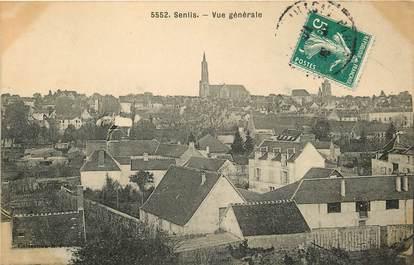 """CPA FRANCE 60 """"Senlis, vue générale"""""""