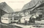 """73 Savoie / CPA FRANCE 73 """"Pralognan et la vallée du Poron"""""""