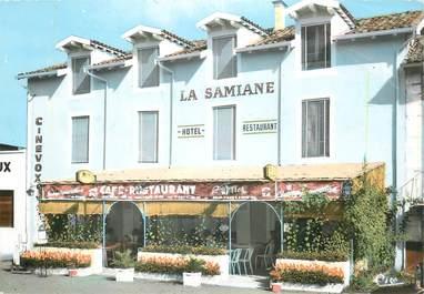 """CPSM FRANCE 01 """"Pont de Veyle, Hotel La Samiane"""""""