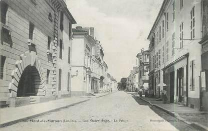 """/ CPA FRANCE 40 """"Mont de Marsan, rue Victor Hugo, la Prison"""""""