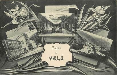 """CPA FRANCE 07 """"Salut de Vals les Bains"""""""