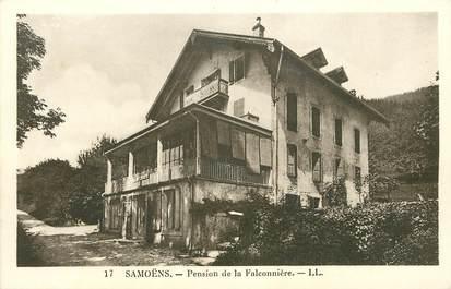 """CPA FRANCE 74 """"Samoëns"""""""