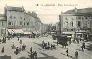 """87 Haute Vienne CPA FRANCE 87 """"Limoges, Place Denis Dussoubs"""""""