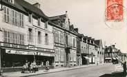 """50 Manche CPSM FRANCE 50 """"Pontorson, la rue Saint Michel, le Grand Bazar"""""""