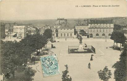 "CPA FRANCE 87 ""Limoges"""