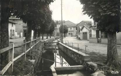 """/ CPSM FRANCE 03 """"Mariol, la rue principale et le Darot"""""""