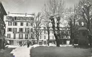 """04 Alpe De Haute Provence / CPSM FRANCE 04 """"Barcelonette, hôtel des Alpes"""""""