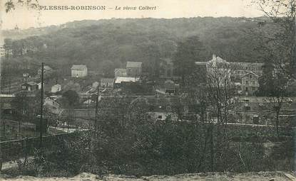 "CPA FRANCE 92 ""Plessis Robinson, le vieux Colbert"""