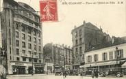 """92 Haut De Seine / CPA FRANCE 92 """"Clamart, place de l'hôtel de ville"""""""