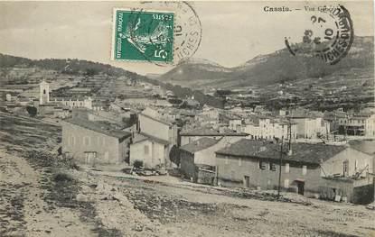 """CPA FRANCE 13 """"Cassis, une vue générale"""""""