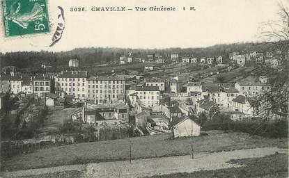 """/ CPA FRANCE 92 """"Chaville, vue générale"""""""