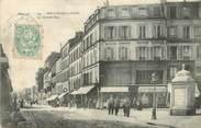 """92 Haut De Seine / CPA FRANCE 92 """"Boulogne sur Seine, la grande rue"""""""