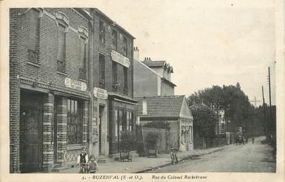 "CPA FRANCE 92 ""Rueil Malmaison, rue du Colonel Rochebrune"""