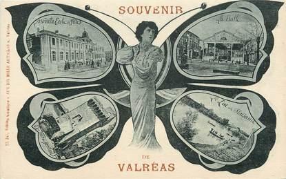 """CPA FRANCE 84 """"Valréas"""""""