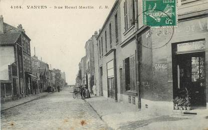 "CPA FRANCE 92 ""Vanves, Rue Henri Martin"""