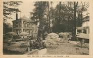 """92 Haut De Seine CPA FRANCE 92 """"Vanves, Parc Falret, la Tourelle"""""""