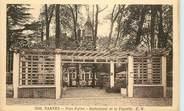 """92 Haut De Seine CPA FRANCE 92 """"Vanves, Parc Falret, restaurant de la Tourelle"""""""