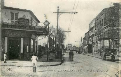 """CPA FRANCE 93 """"La Courneuve, Bld Pasteur"""""""