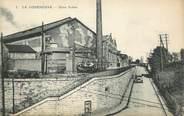 """93 Seine Saint Deni CPA FRANCE 93 """"La Courneuve, Usine Sohier"""""""